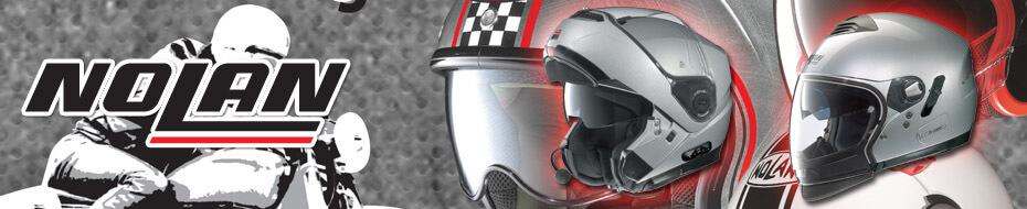 Nolan Motorcycle Helmets & Accessories