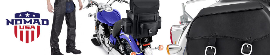 Nomad USA Motorcycle Luggage & Gear