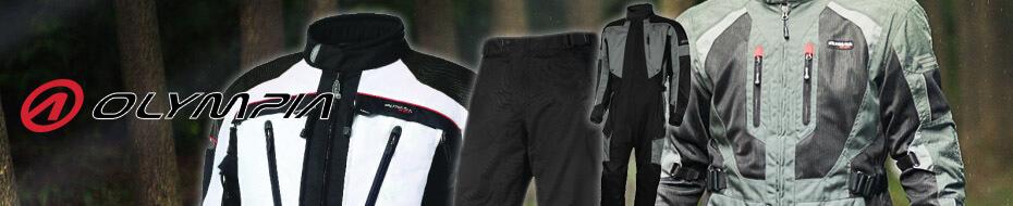Olympia Motorcycle Jackets & Pants