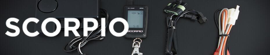 Scorpro Motorcycle Security