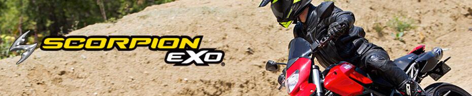 Scorpion Helmets & Motorcycle Gear