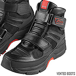 Vented Boots