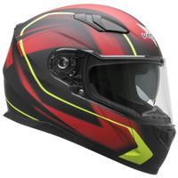 Vega RS1 Slinger Helmet Red