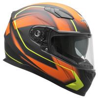 Vega RS1 Slinger Helmet Orange