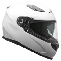 Vega RS1 Helmet White