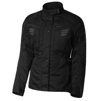 Olympia Women's Durham Waterproof Jacket  Black