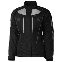 Olympia Women's Durham Waterproof Jacket Silver