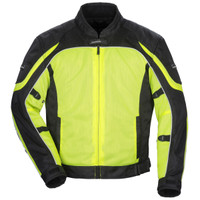 Tour Master Women's Intake Air 4.0 Mesh Jacket Hi Viz