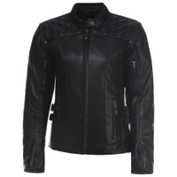 Olympia Women's Janis Leather Jacket 5