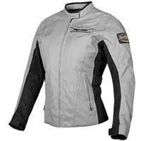 Honda Collection Women's Goldwing Textile Touring Jacket Gray