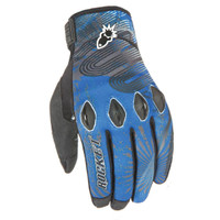 Joe Rocket Rocket Nation 2.0 Gloves Blue