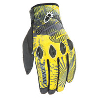 Joe Rocket Rocket Nation 2.0 Gloves Yellow