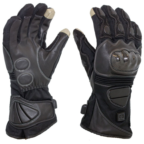 Venture Heat Street Carbon Heated Gloves 1
