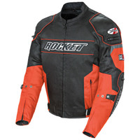 Joe Rocket Resistor Mesh Jacket Orange