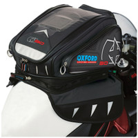 Oxford X30 Magnetic Tank Bag Black