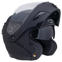 GMax GM54S Black Snow Modular Helmet 2