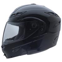GMax GM54S Black Snow Modular Helmet 1