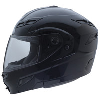GMax GM54S Black Snow Modular Helmet 1
