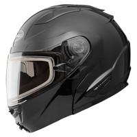 Gmax GM64S Snow Modular Helmet Black