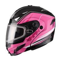 GMax GM54S Terrain Modular Multi Helmet Pink