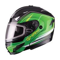 GMax GM54S Terrain Modular Multi Helmet Green