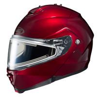 HJC IS-MAX II Frameless Electric Helmet Red