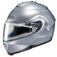 HJC IS-MAX II Frameless Electric Helmet Silver