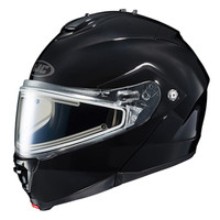 HJC IS-MAX II Frameless Electric Helmet Black