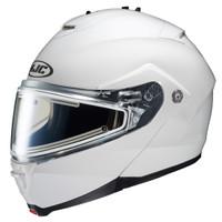 HJC IS-MAX II Frameless Electric Helmet White