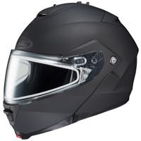 HJC IS-MAX II Dual Lens Helmet Matte Black