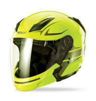Fly Racing Tourist Vista Helmet  Yellow