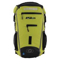 Oxford Aqua B-25 Backpack Yellow