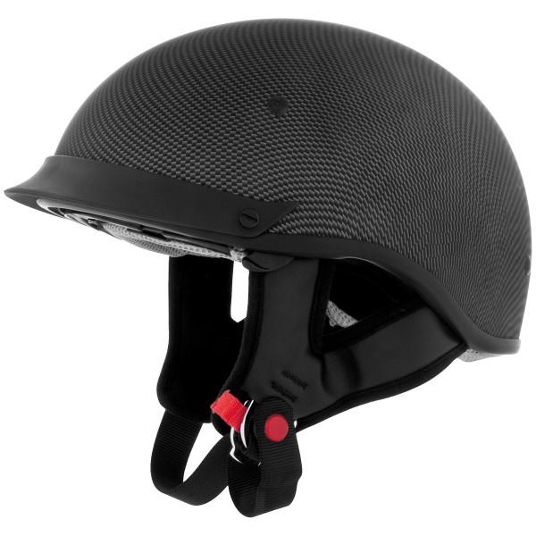 Cyber U-72 Carbon Fiber Half Helmet