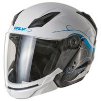 Fly Tourist Cirrus Helmet Blue