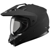 GMax GM11D Dual Sport Helmet Matte Black