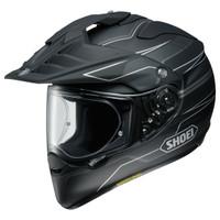 Shoei Hornet X2 Navigate Adventure Helmet Black