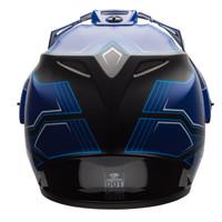 Bell MX-9 Adventure Blockade Snow Helmet with Electric Shield 3