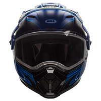 Bell MX-9 Adventure Blockade Snow Helmet with Electric Shield 4