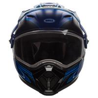 Bell MX-9 Adventure Blockade Snow Helmet with Dual Shield 4