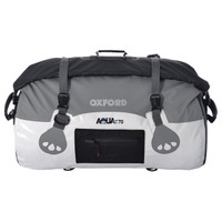 Oxford Aqua T-50 Roll Bag White/Gray