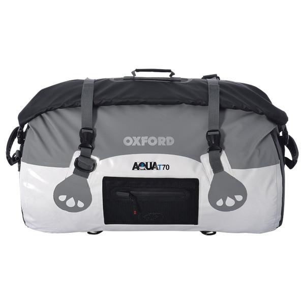 Oxford Aqua T-50 Roll Bag White/Gray