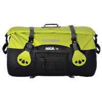Oxford Aqua T-50 Roll Bag Black/Yellow