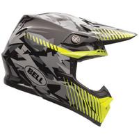 Bell Moto-9 Camo Helmet