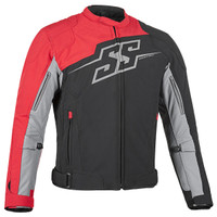 Speed & Strength Hammer Down Jacket Red