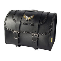 Willie & Max Black Magic Series Max Pax Tour Trunk Bag