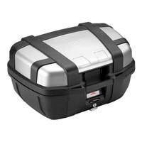 Givi Monokey 52L Top Case Trekker Silver