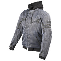 Speed & Strength Off The Chain 2.0 Textile Jacket Gray