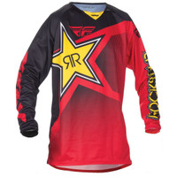 Fly Racing Kinetic Rockstar Jersey 1