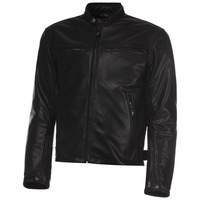 Olympia Bishop Leather Jacket
