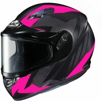 HJC Women's CS-R3 Treague Helmet With Dual Lens Shield